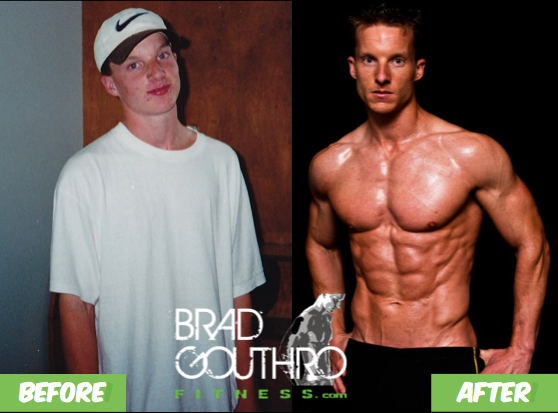 Brad Gouthro Before After