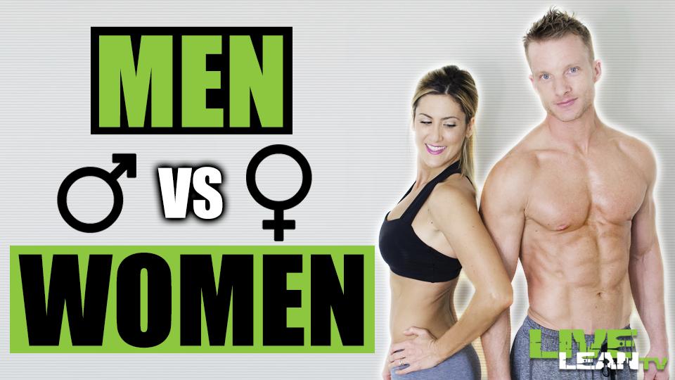 Who Burns Fat Easier: Men or Women?