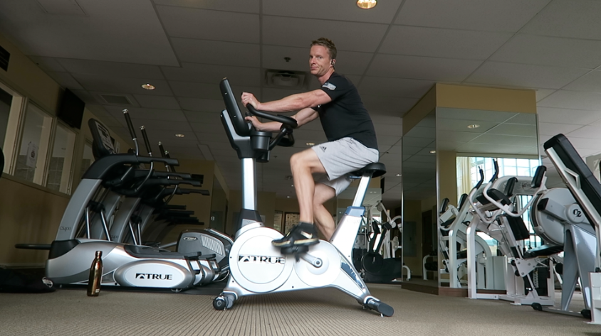 Upright cycle: Concept 2 Rower: How Many Calories Are You Burning With Your Cardio?