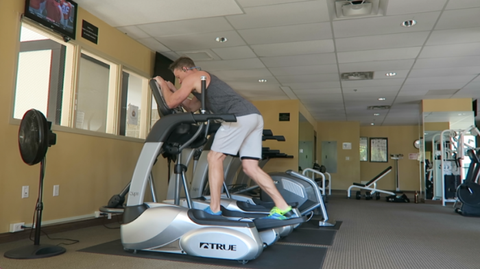 elliptical machine: How Many Calories Are You Burning With Your Cardio?