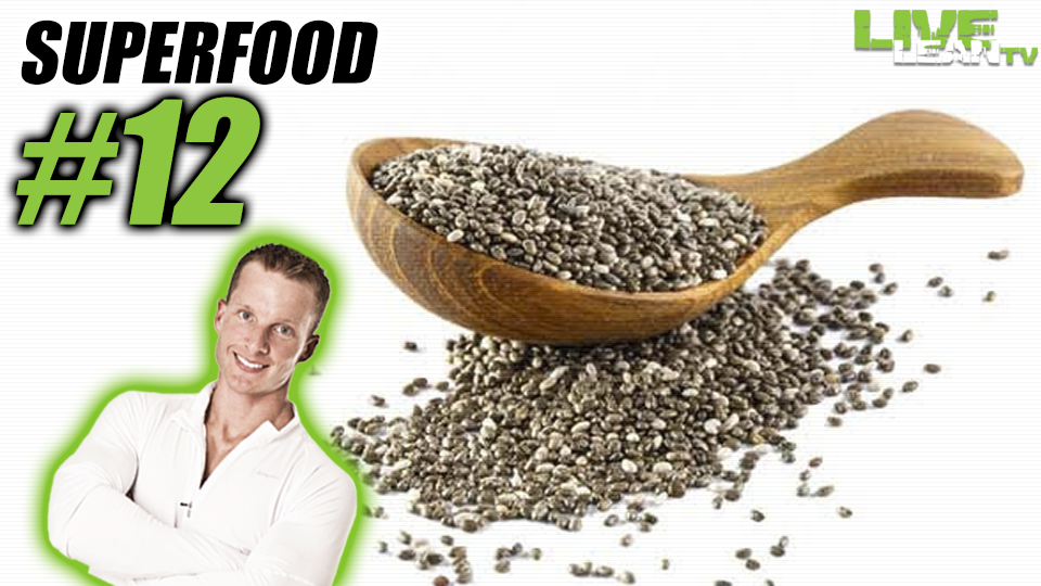 Top 12 Fitness Superfoods For Tight Lower Abs