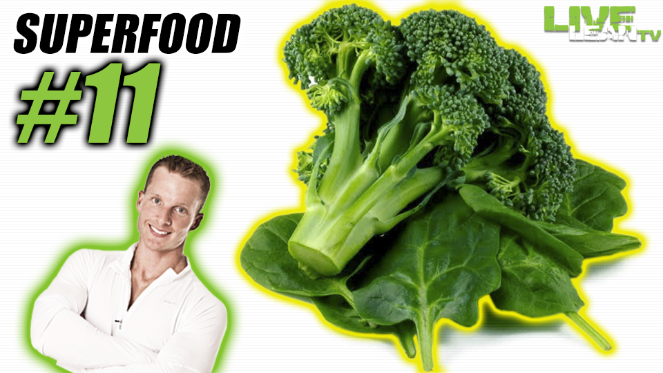 Spinach - Fitness Superfood #11