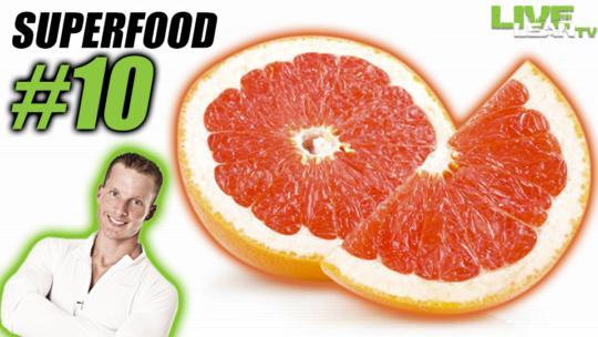 Grapefruit - Fitness Superfood #10