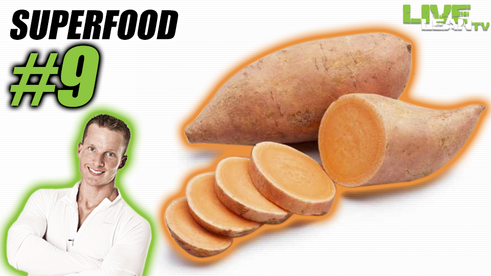 Sweet Potato - Fitness Super Food #9