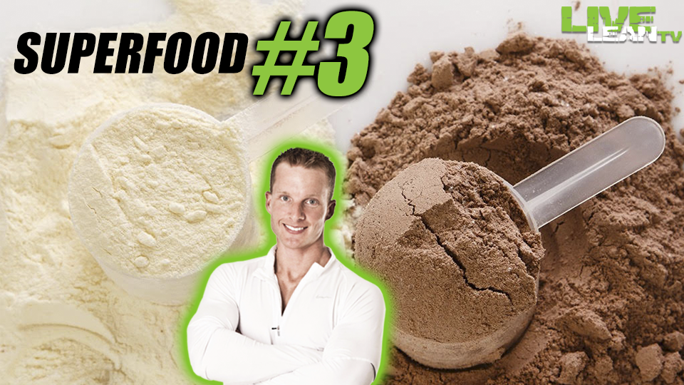 Protein Powder - Fitness Superfood #3