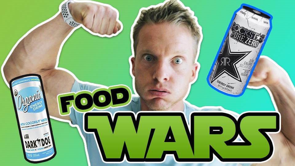 Food Wars: Energy Drinks [My Dirty Little Secret]
