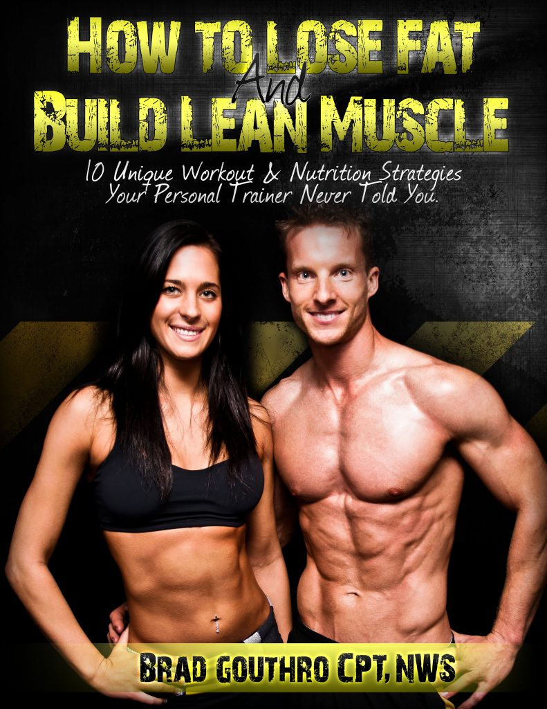 How To Lose Fat And Build Lean Muscle