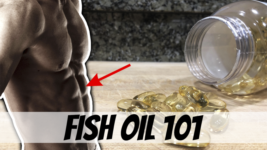 how much fish oil should I take to lose weight