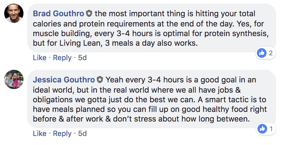 How Many Meals A Day To Increase Protein Synthesis