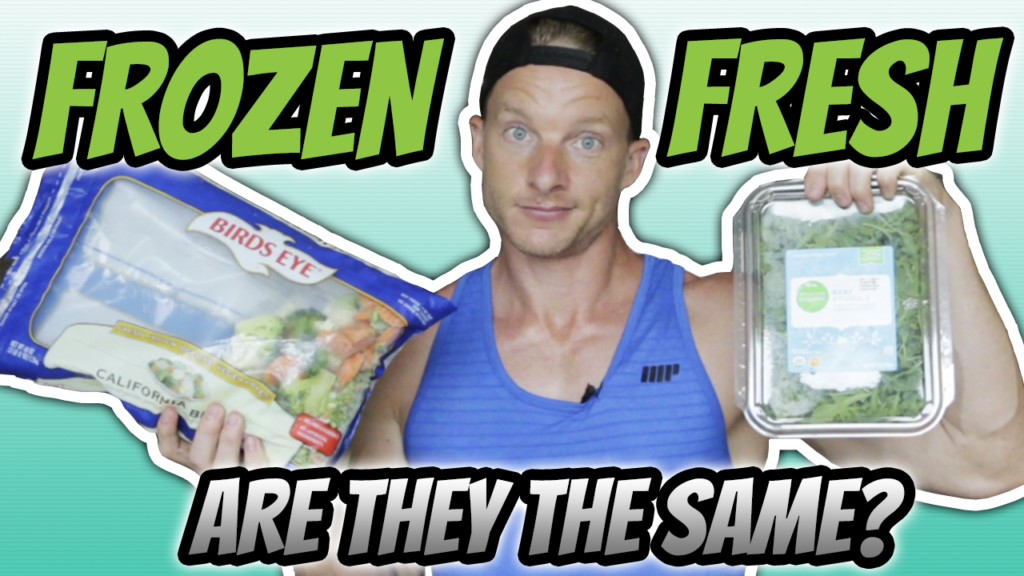 Canned vs Frozen vs Fresh Fruits And Vegetables