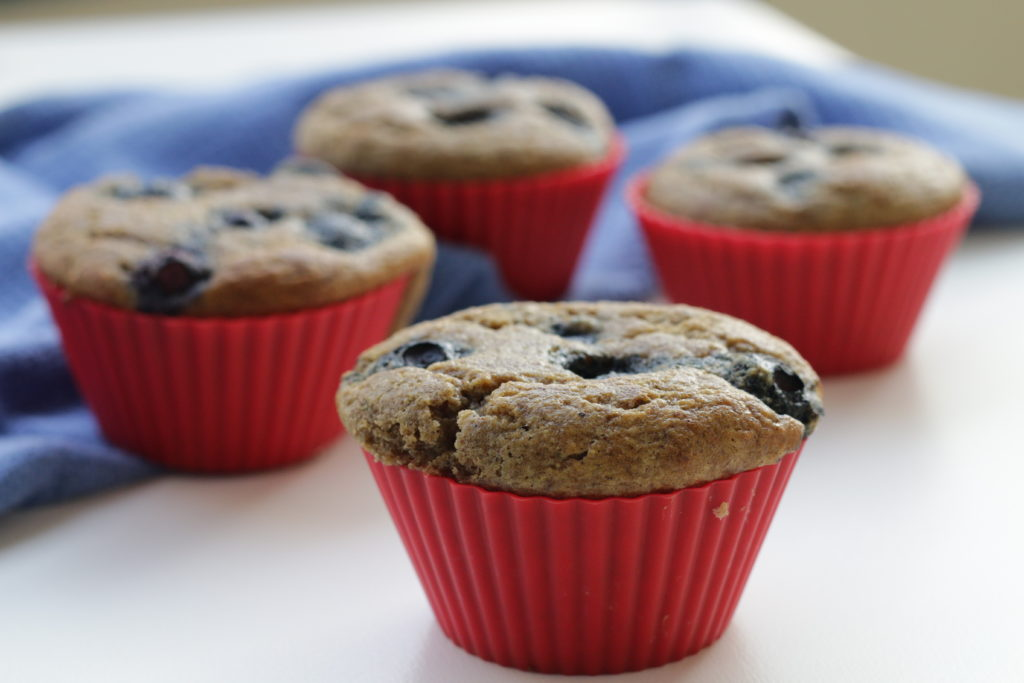 Super Moist And Easy Blueberry Muffins Recipe