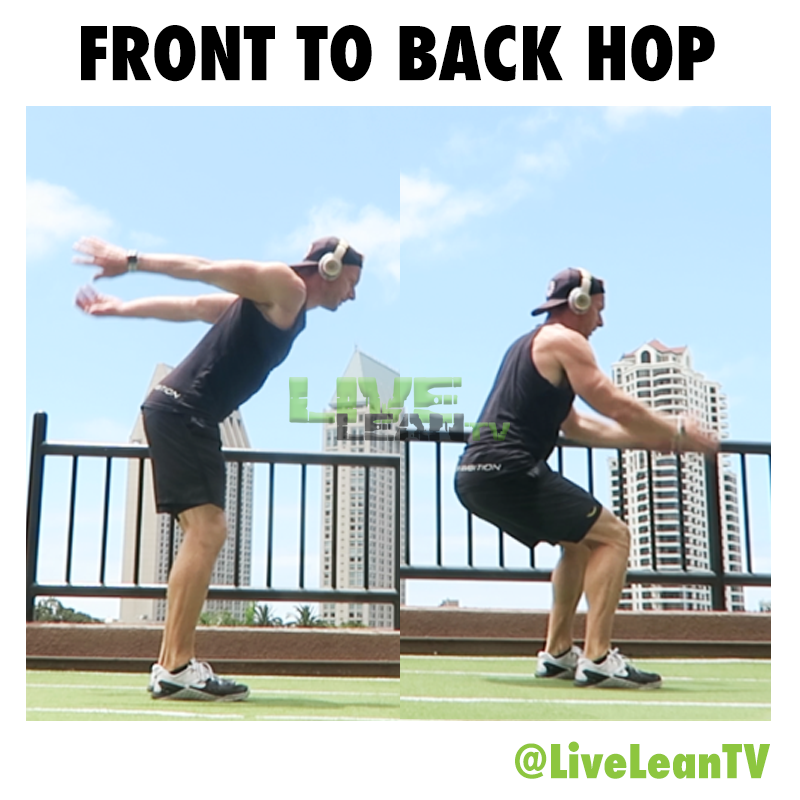 Front To Back Hop