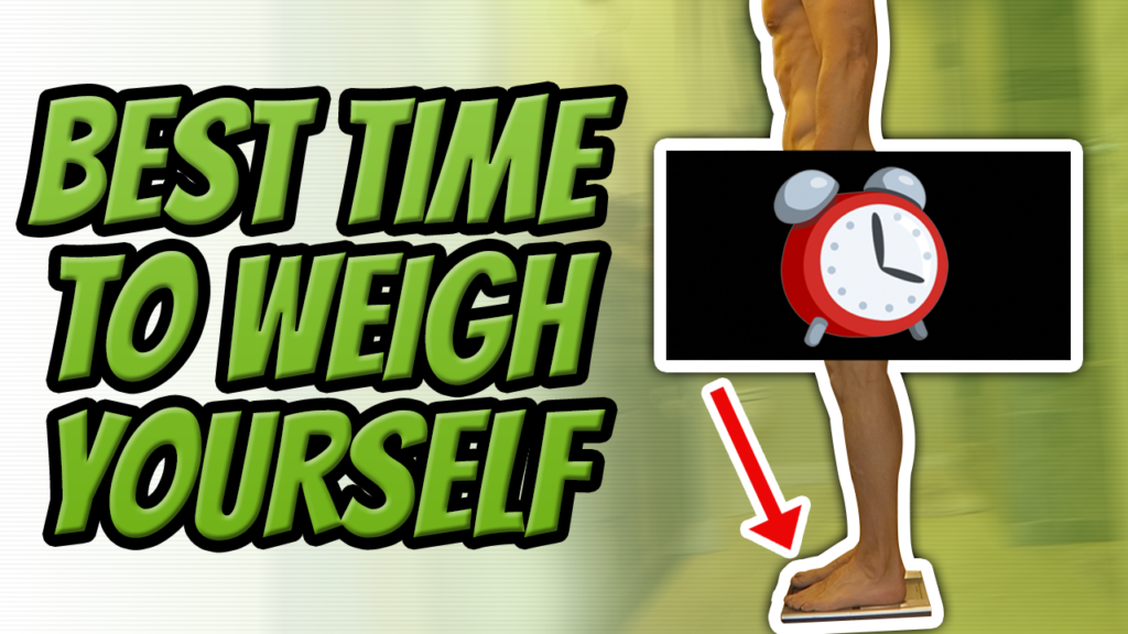 How To Properly Weigh Yourself On A Weight Scale