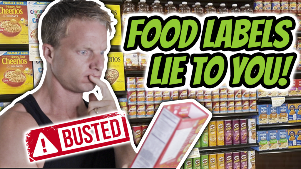 Busting 5 Misleading Nutrition Label Claims