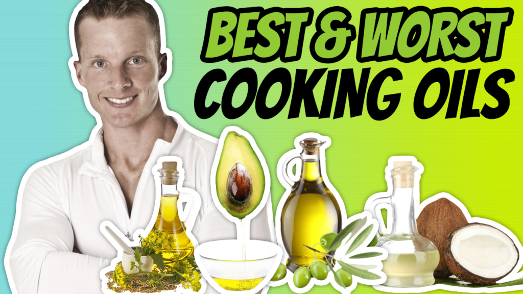 The Best Cooking Oil For High Heat