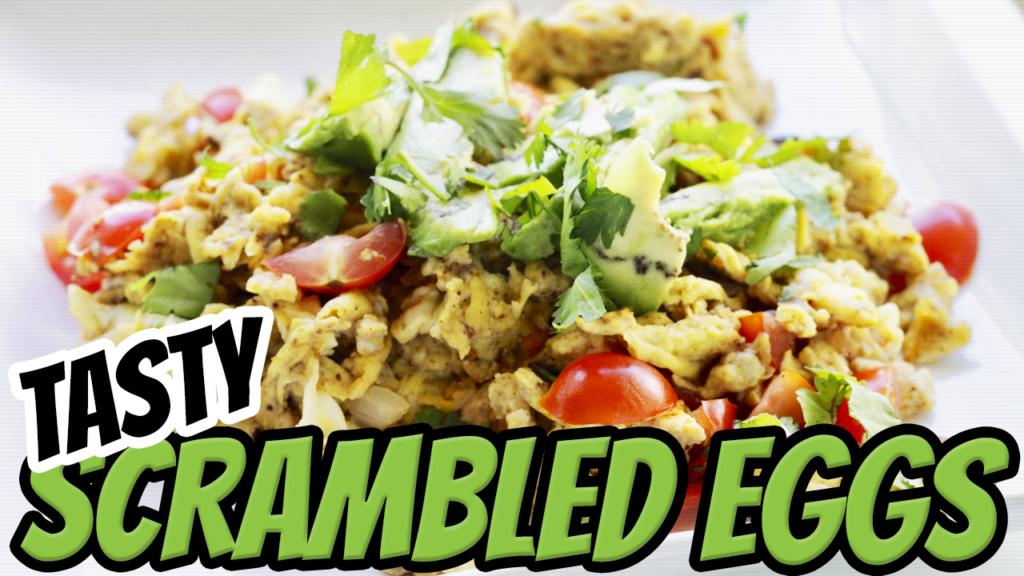 How To Make Tasty Scrambled Eggs Recipes