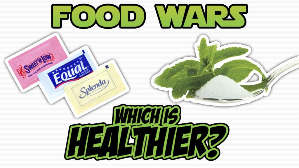 Zero Calorie Natural Sweeteners vs. Artificial Sweeteners