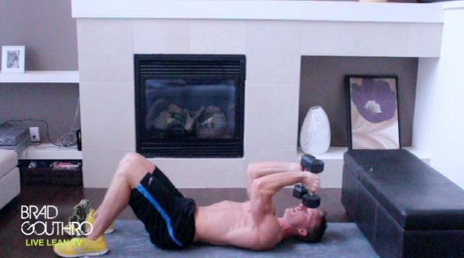 Tricep Circuit Workout Video To Get Tank Top Ready