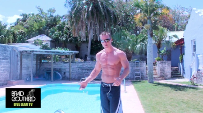 Swimming Pool Workout For Weight Loss