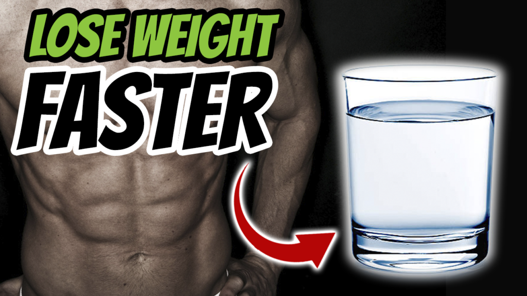 How Much Water Should I Drink To Lose Weight Fast