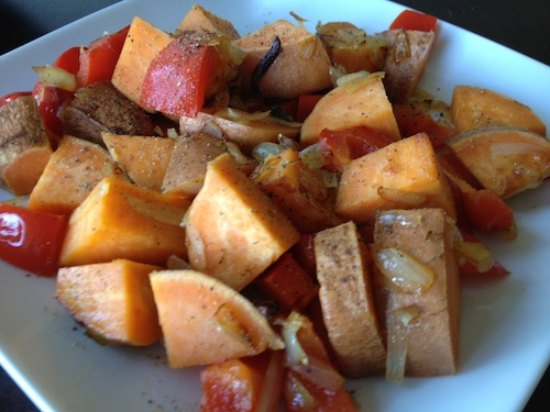 How To Make A Healthy Sweet Potato Hash Browns Recipe