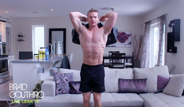 Full Body Sandbag Workout Routine