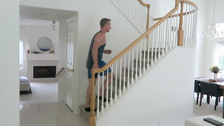 Stairs Walk