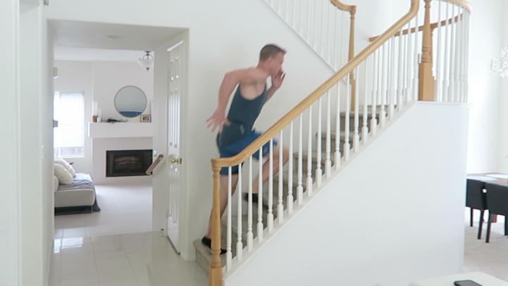 Stairs Run