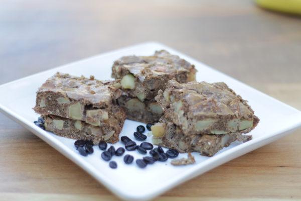 Chocolate Mocha Protein Squares