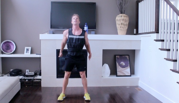 4 Minute Tabata Workout At Home