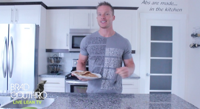 How To Make Protein Pancakes Without Protein Powder