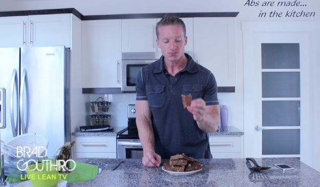 How To Make Chocolate Mocha Protein Squares Recipe