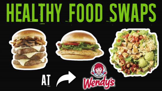 Healthiest Foods At Wendy's And The Worst
