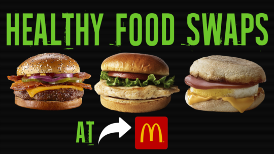 Healthiest Foods At McDonald's
