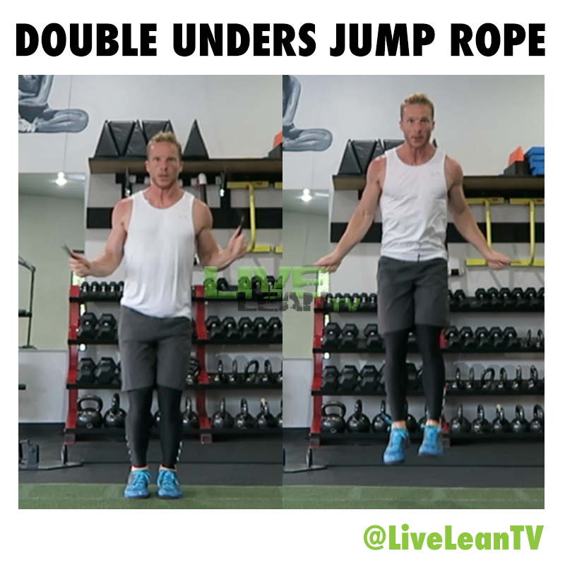 Double Unders Jump Rope