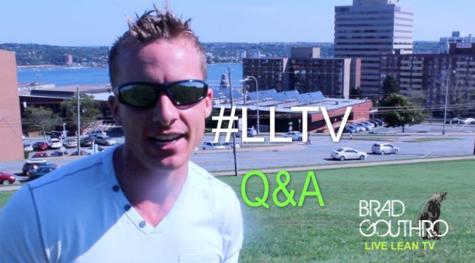 Healthy On The Go Snack Ideas #LLTV Q&A Ep. 02