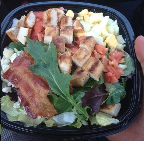 Wendys BLT Cobb Salad