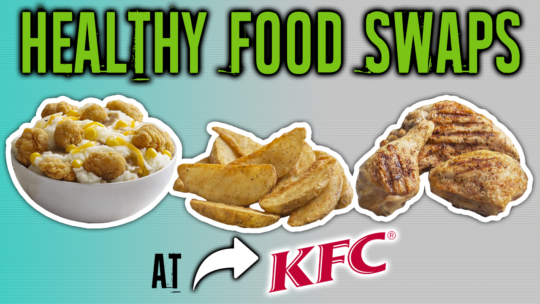 Healthiest Foods At KFC And The Worst