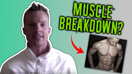 Do High Intensity Workouts Cause Muscle Breakdown? #LLTV Q&A Ep. 05