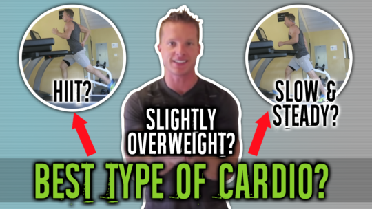 Best Type Of Cardio If You're A Little Bit Overweight? #LLTV Q&A Ep. 03