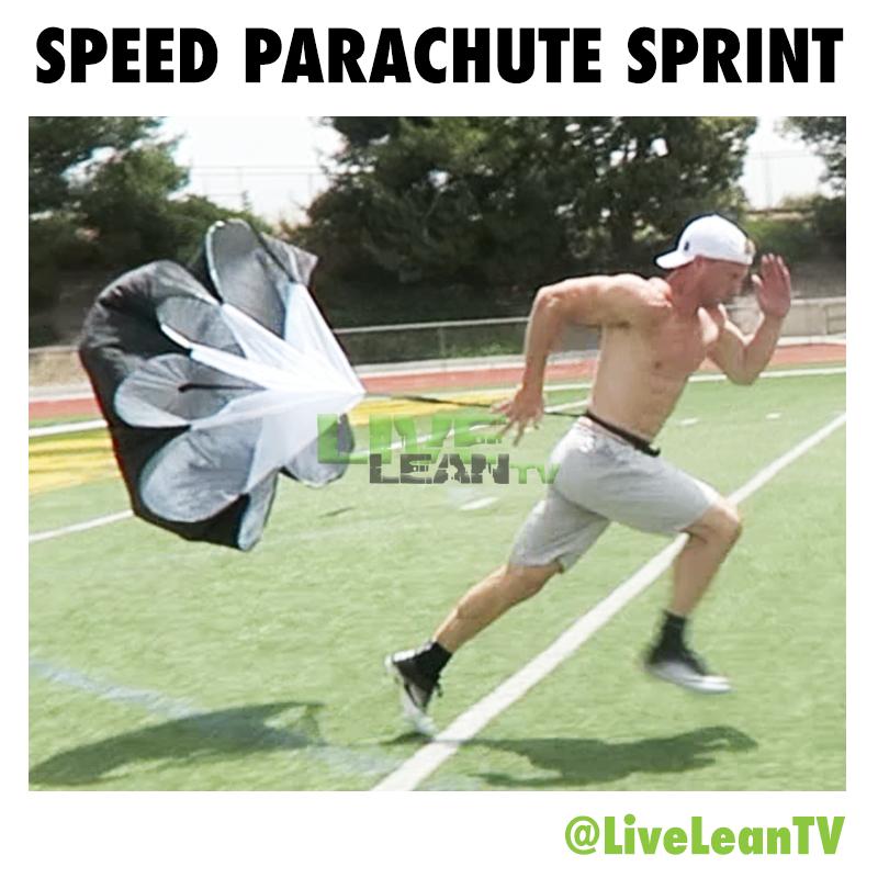 Speed Parachute Sprint