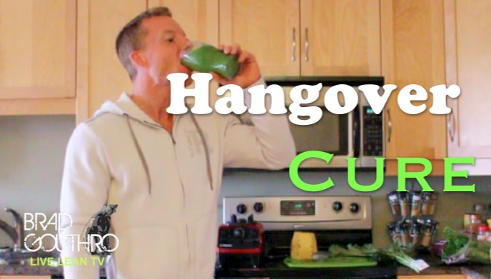 The Drink To Help Cure Your Hangover
