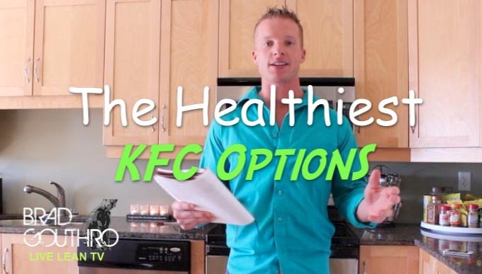 KFC Nutrition - Calories in KFC Food - Healthy Options