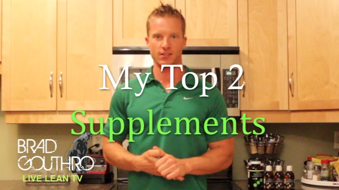 2 Best Supplements To Get Lean And Healthy