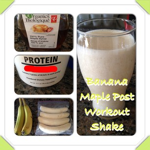 Post Workout Shake Recipe For Muscle Gain