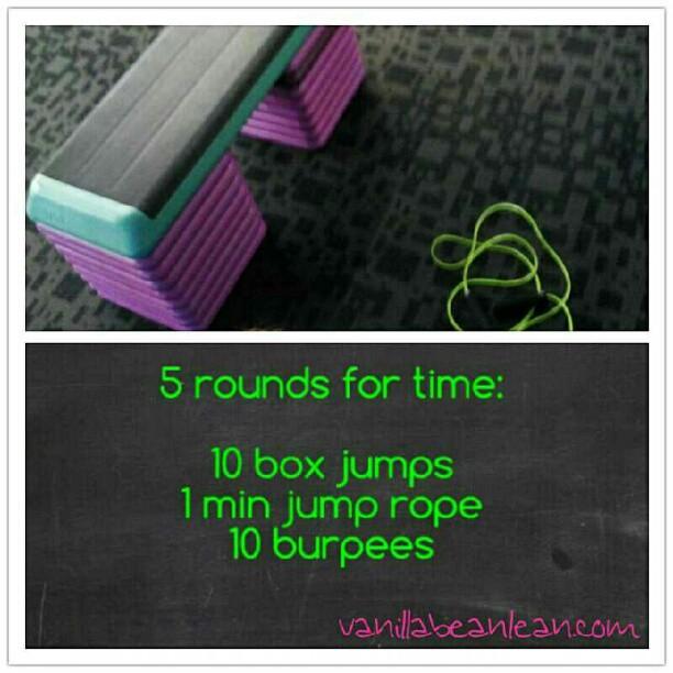 Blast Fat Fast Workout