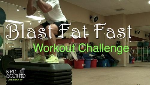 Blast Fat Fast Workout Challenge