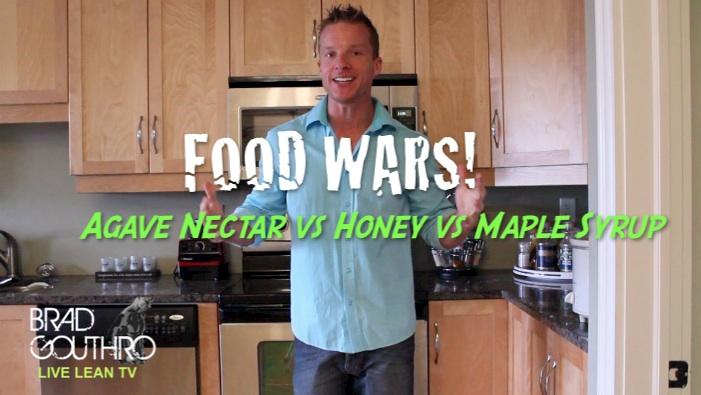 Healthiest Natural Sweetener: Maple Syrup vs Honey vs Agave Nectar