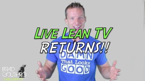 Live Lean TV Returns