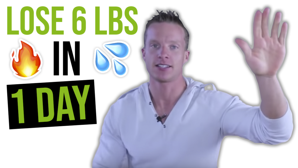 5 Steps On How To Lose Water Weight In One Day